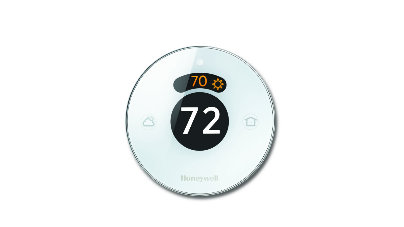 honeywell lyric smart home thermostat smartes zuhause. Black Bedroom Furniture Sets. Home Design Ideas